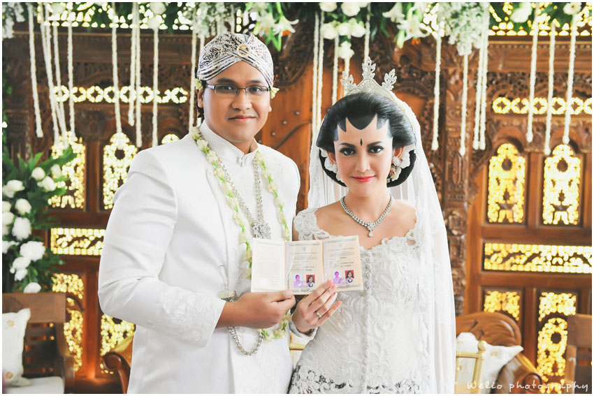 Dhimas + Mega | Traditional Wedding